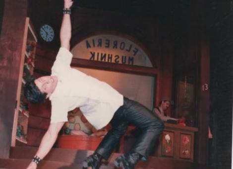 """""""La Tienda De Los Horrores""""  1986"""