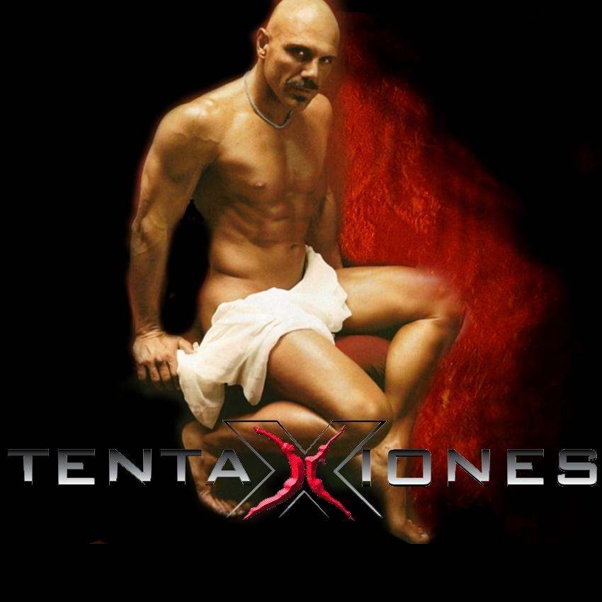 """""""Tentaxiones""""  2008-2009 Show erótico musical Productor: Manuel Landeta"""